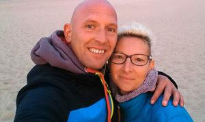 Gastgeber Steffi und Jan Koblenz